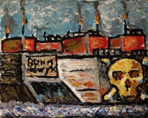 Barge by Joe Bloch
