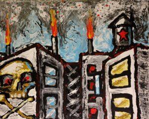 Industrialflame by Joe Bloch