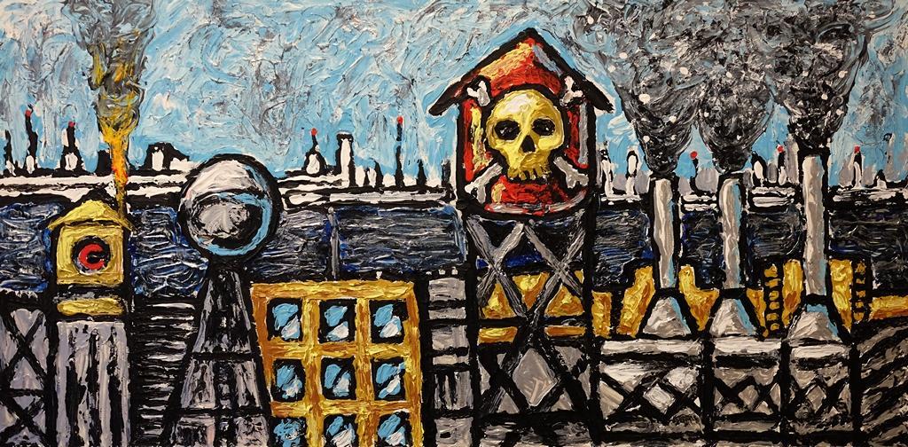 Skullcity by Joe Bloch