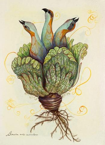 FaunaFlora by Katerina Lanfranco