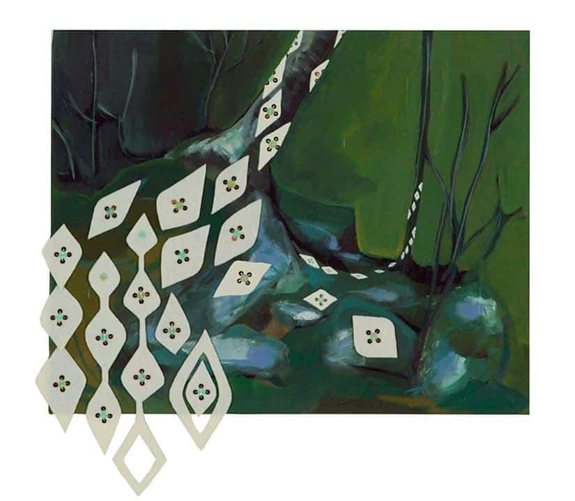 Hudson River Valley Invasion #6 by Katerina Lanfranco