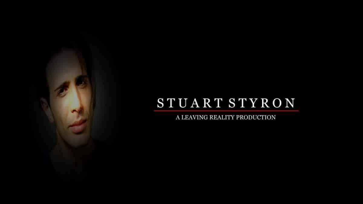 Artist Stuart Styron
