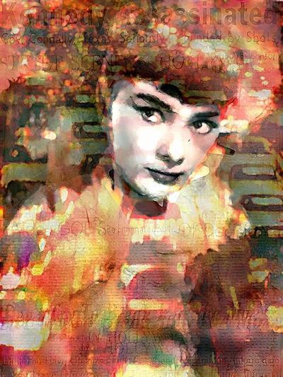 Audrey free by Leah Devora