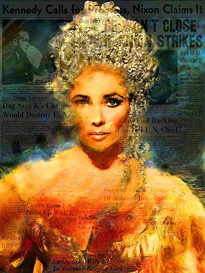 Cleopatra by Leah Devora