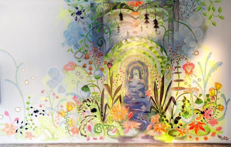 Tomorrow Dreams of Neon by Katerina Lanfranco