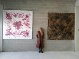Interview with Margharet Manzano: The Art of Elegant Abstraction