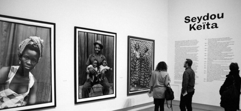 Seydou Keïta, Le Grand Palais