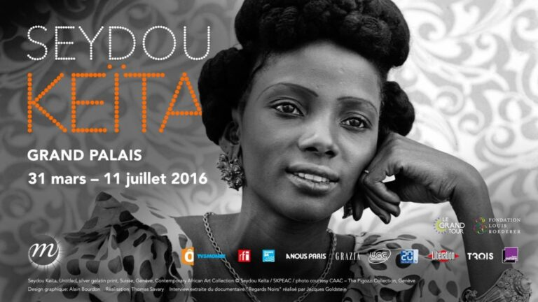 seydou Keïta at le Grand Palais