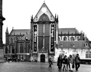 Dive into the divine El Greco Exhibition in the New Church in Amsterdam