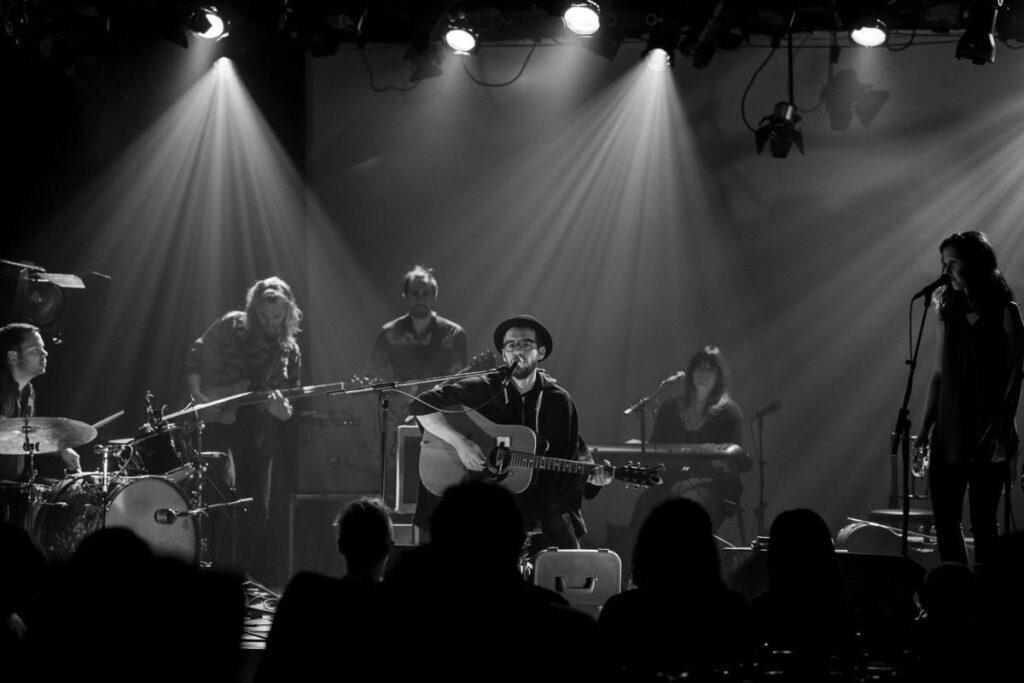 Mat Vezio in concert