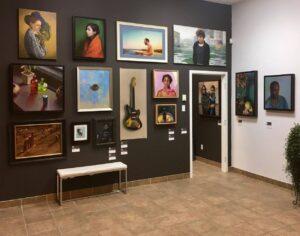 Montreal Art Exhibited