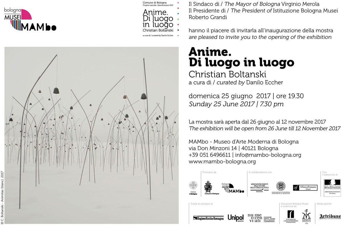 Christian Boltanski Exhibition