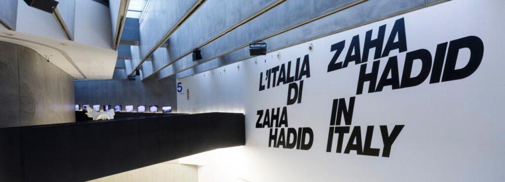 Zaha Hadid in Italy - MAXXI