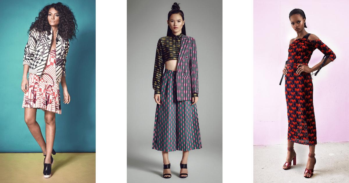 Fashion designers from Africa Lisa Folawiyo