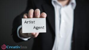 Art agent, artist agent