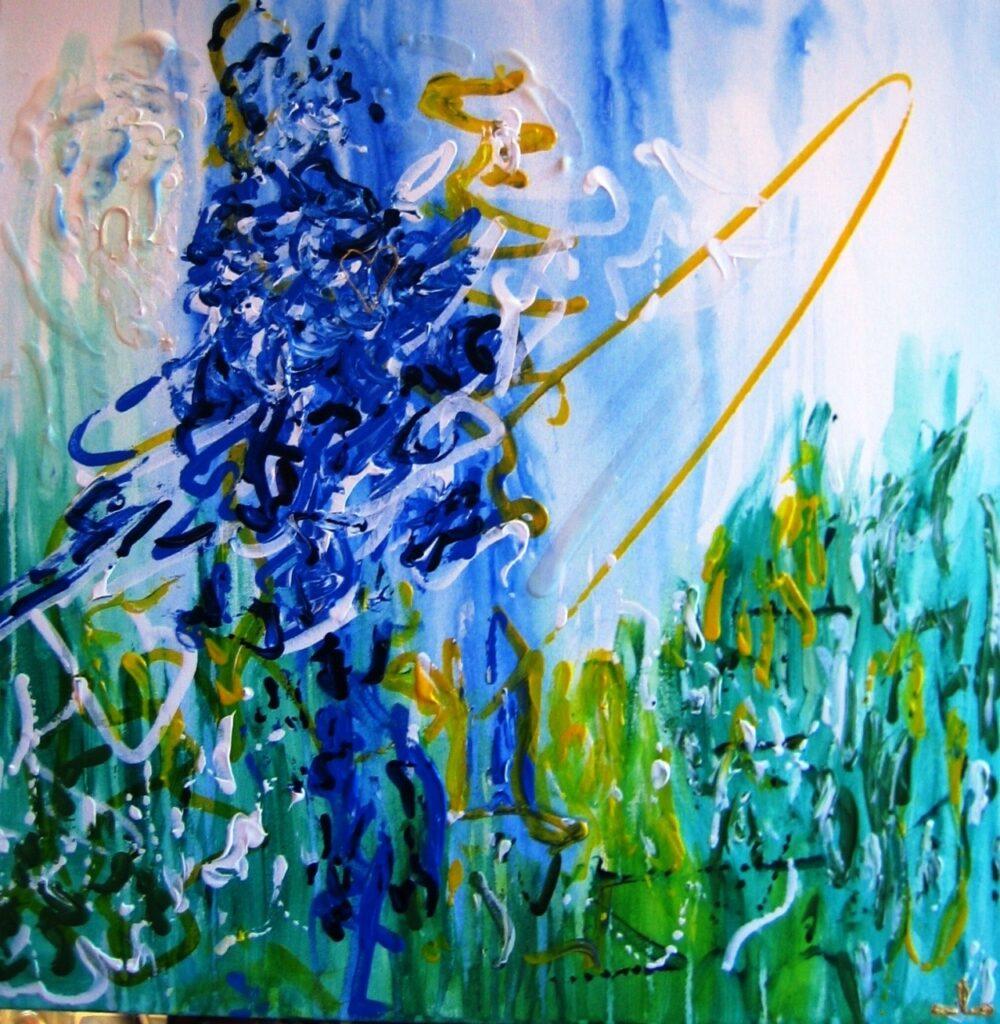 The protector by Ilona Svetluska