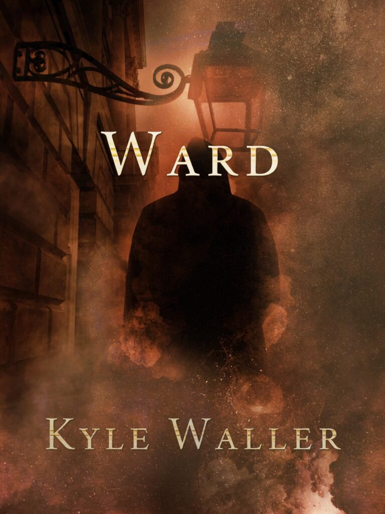 Ward by Kyle Waller - book cover
