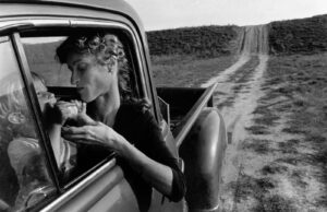 famous Canadian artists Larry Towell