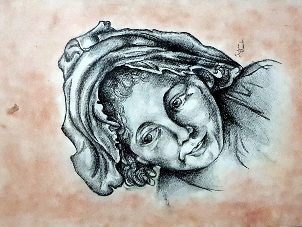 TESTA DI DONNA by Pamela Iuvara