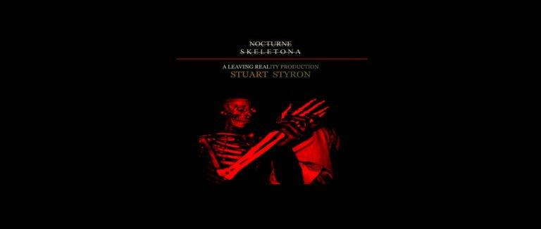 Nocturne Skeletona Frontcover By Stuart Styron