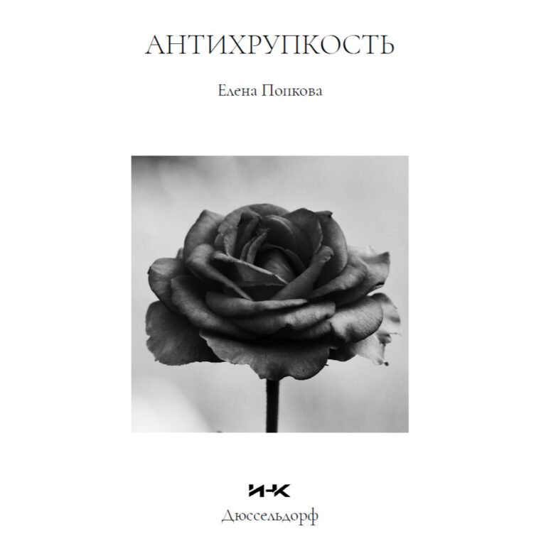 Antifragility The Life of a Rose by Elena Popkova